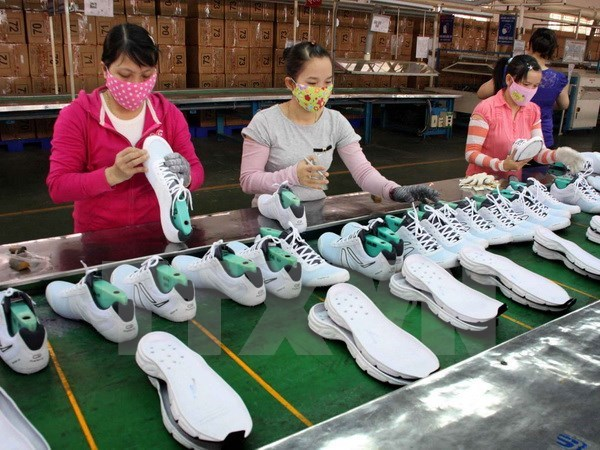 Footwear exports enjoy 13 percent rise during Jan-Oct hinh anh 1