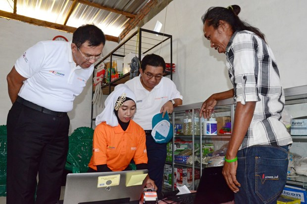 Indonesia applies digital solutions in SME funding hinh anh 1
