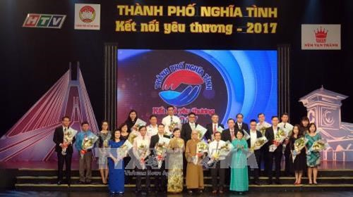 HCM City raises more than 37 billion VND to support poor people hinh anh 1
