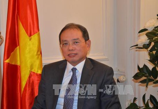 Vietnam attends La Francophonie ministerial meeting in Paris hinh anh 1