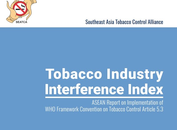 ASEAN on red alert over high rate of tobacco industry interference hinh anh 1