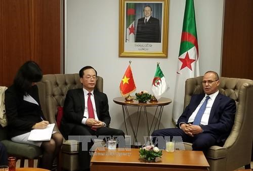 Vietnam, Algeria step up agro-fishery cooperation hinh anh 1