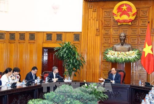 Italian government, firms praise Vietnam's free trade policy hinh anh 1