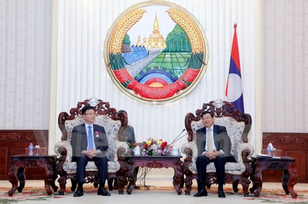 Laos to accelerate procedures to grant citizenship to Vietnamese hinh anh 1