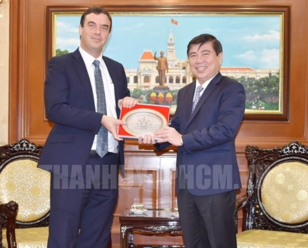 HCM City wants to cooperate with Israel in various fields hinh anh 1