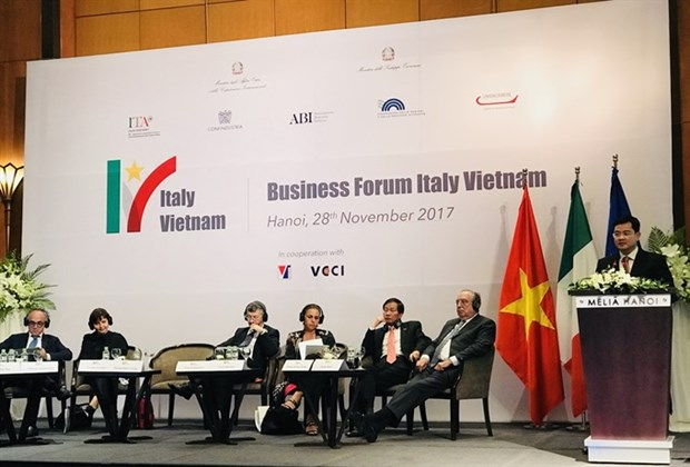 Italians hope to boost trade with Vietnam hinh anh 1