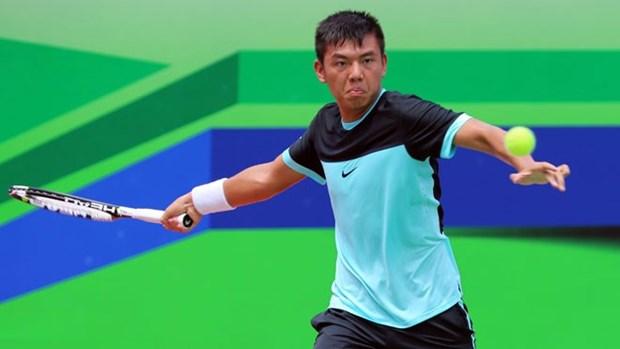 Ly Hoang Nam among world top 500 tennis players hinh anh 1