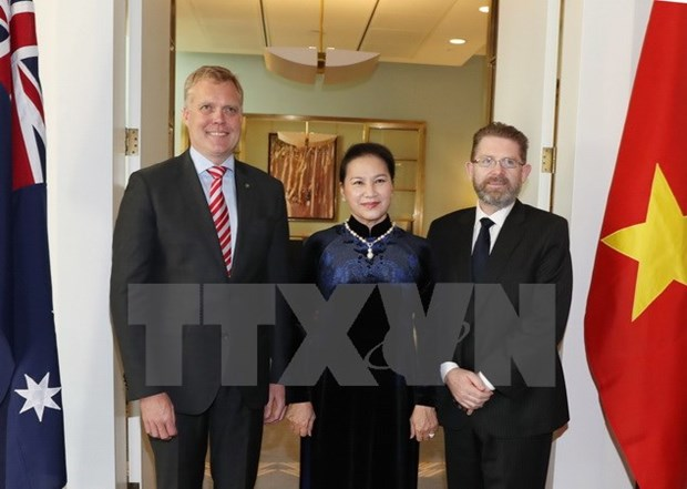 Vietnam deepens relations with Australia hinh anh 1