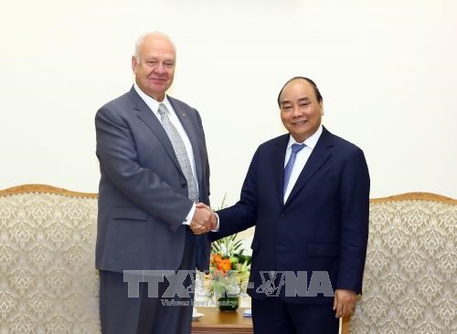 PM: Russia a priority in Vietnam's external relations hinh anh 1
