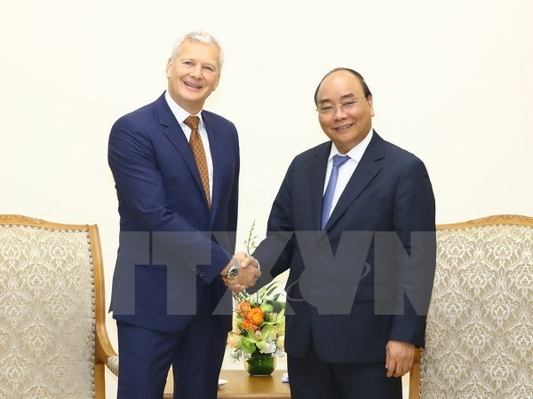 PM encourages Australian group Sakkara's investment in real estate hinh anh 1