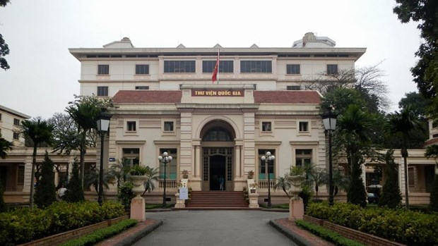 National Library celebrates 100th anniversary hinh anh 1