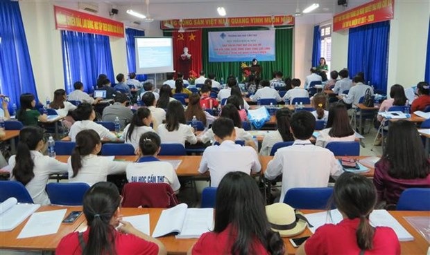 Mekong Delta preserves water-related cultural values hinh anh 1