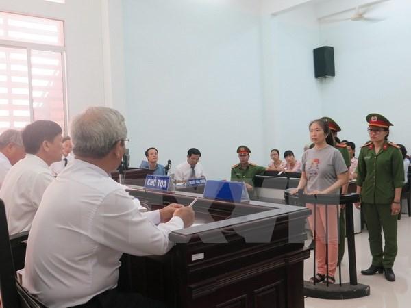 Court upholds verdict on anti-State instigator Nguyen Ngoc Nhu Quynh hinh anh 1