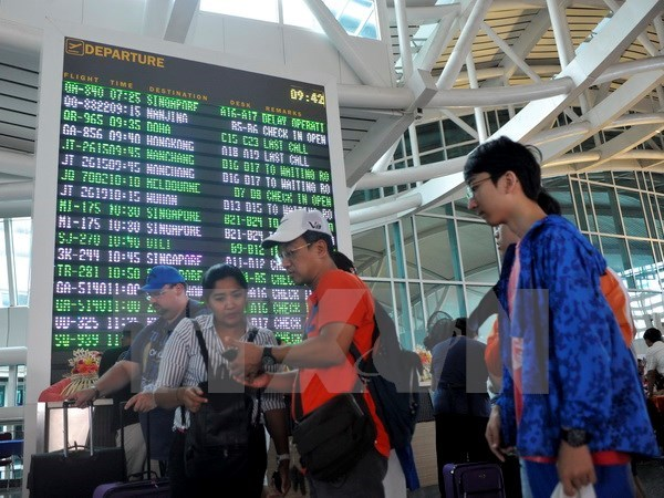 Vietnamese in Bali supported to leave volcano Agung area hinh anh 1