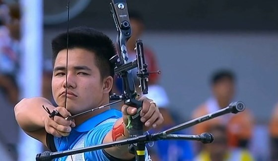 Vietnam wins bronze in Asian archery champs event hinh anh 1