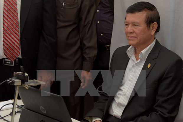 Cambodia revokes diplomatic passports of former CNRP members hinh anh 1