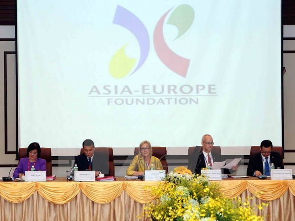 ASEF set to contribute to Asia-Europe partnership hinh anh 1