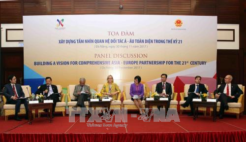 Deputy FM proposes ideas to forge Asia-Europe partnership hinh anh 1