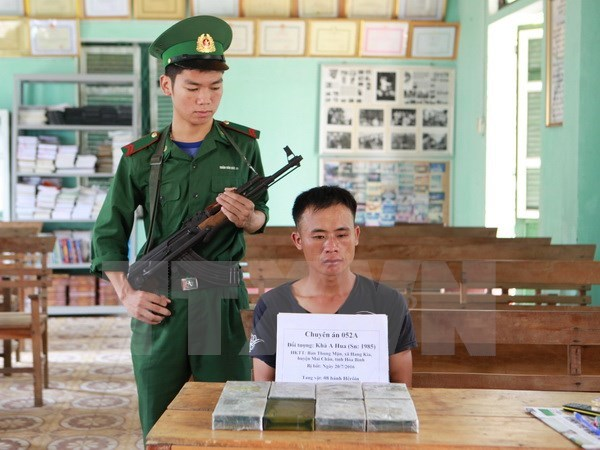Contest on border and border guards launched hinh anh 1