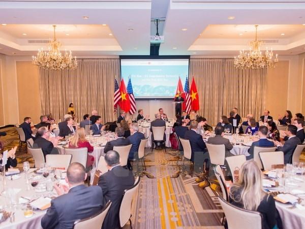 Embassy celebrates Vietnam-US ties hinh anh 1