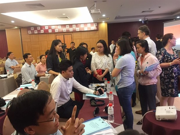 Portal on EU market launched for Vietnam's exporters hinh anh 1