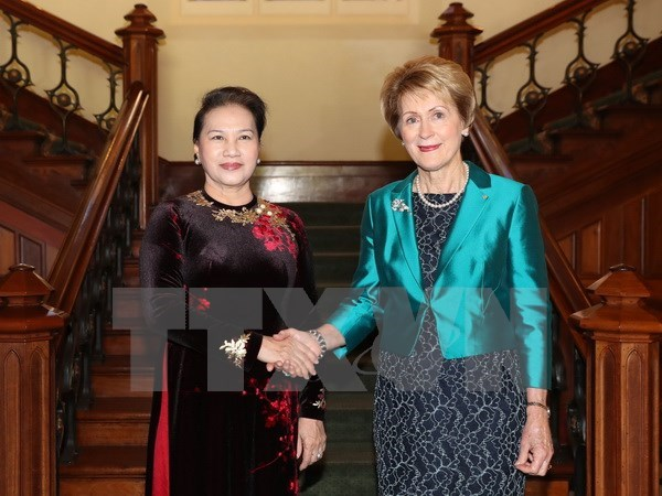 Vietnam seeks cooperation with Western Australia: NA Chairwoman hinh anh 1