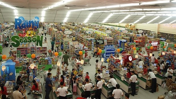 Vietnam's retail sales to touch over 1.9 trillion USD hinh anh 1