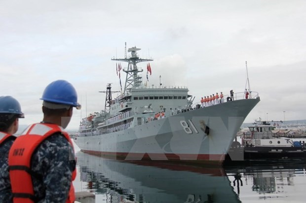 Vietnam, China to conduct joint patrol in Tonkin Gulf hinh anh 1