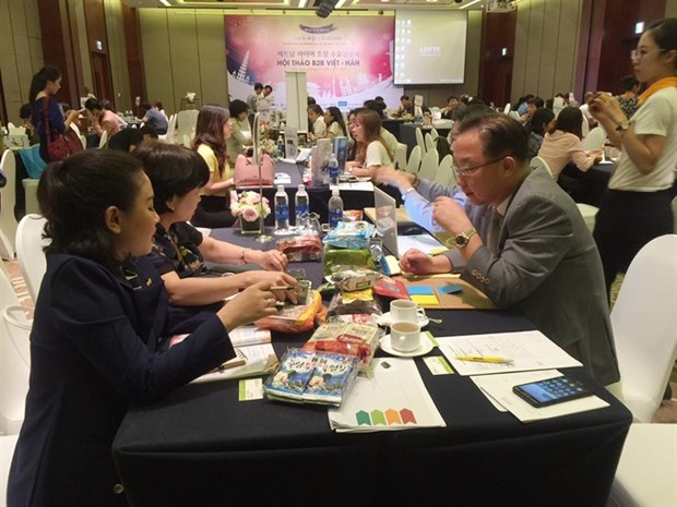 Korean firms eye Vietnam partners hinh anh 1