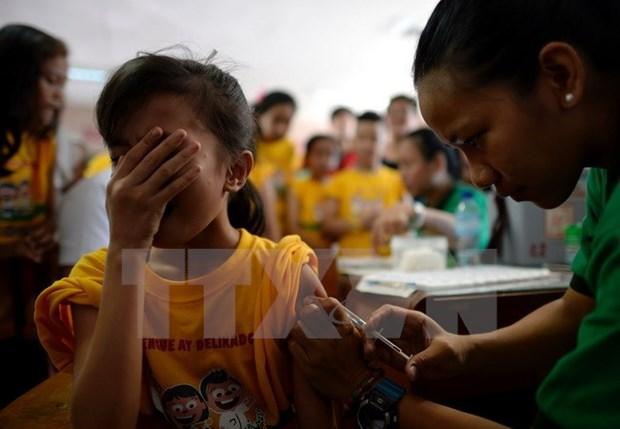 Philippines suspends dengue vaccine Dengvaxia hinh anh 1