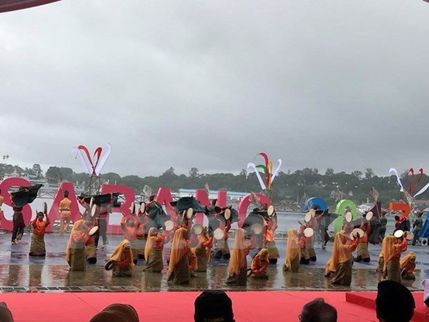 Indonesia: largest maritime tourism event opens hinh anh 1