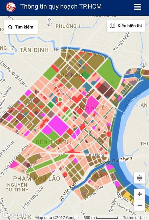 A land paradox in Ho Chi Minh City hinh anh 1