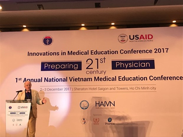 Innovation in medical education highlighted hinh anh 1