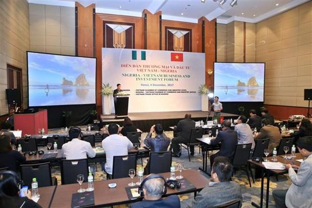 Vietnam, Nigeria firms seek opportunities at Hanoi forum hinh anh 1