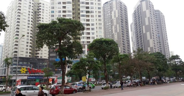Vietnam offers world's most attractive office yields hinh anh 1