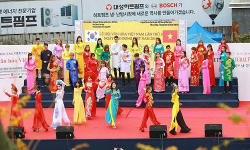Vietnamese Culture -Tourism Festival in RoK opens hinh anh 1