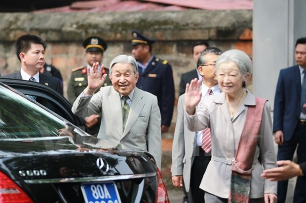 HCM City get-together marks Japanese emperor's birthday hinh anh 1