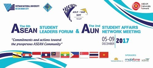ASEAN students gather to build prosperous bloc hinh anh 1