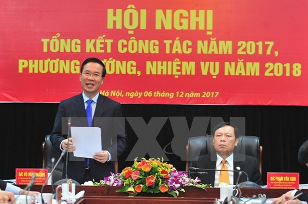 Committee seeks to improve quality of external information work hinh anh 1