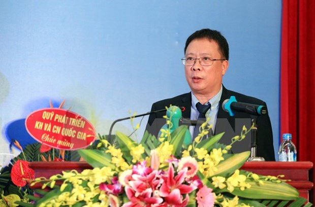 Vietnam sci-tech academy's support to Laos appreciated hinh anh 1