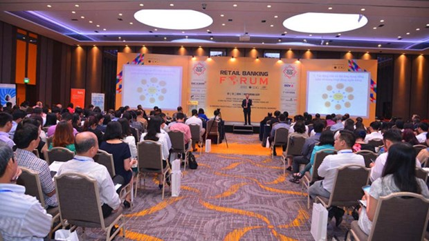 Forum talks future of retail banking in Industry 4.0 hinh anh 1