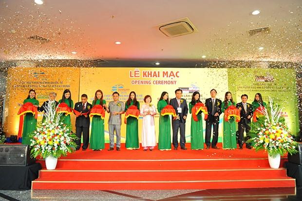 Vietnam Expo 2017 kicks off in HCM City hinh anh 1