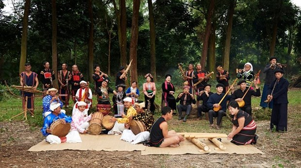 Ethnic orchestra to debut in Hanoi hinh anh 1
