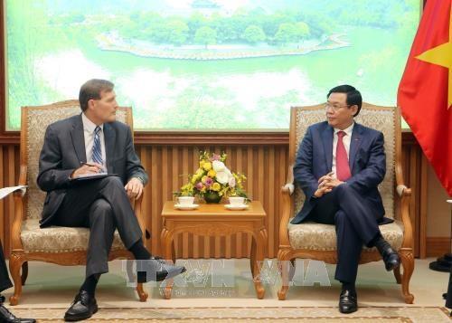 Deputy PM lauds USAID's contributions to socio-economic development hinh anh 1