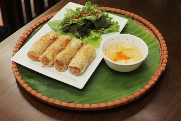 Festival features Vietnamese, int'l cuisines hinh anh 1