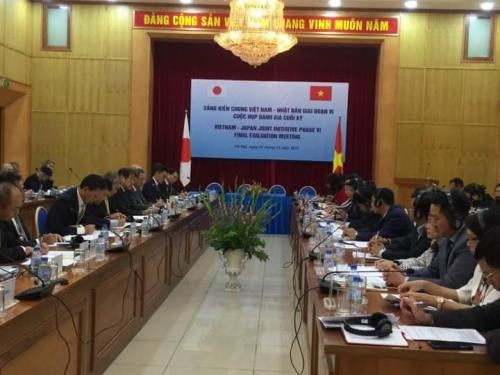 Vietnam-Japan Joint Initiative helps improve business climate hinh anh 1