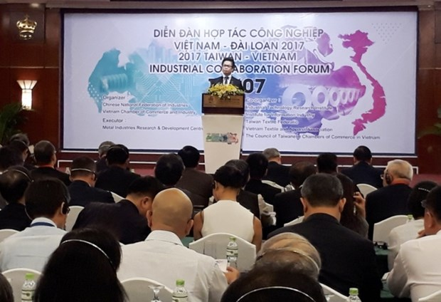 Vietnam, Taiwan seek ways to foster industrial cooperation hinh anh 1