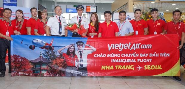 Vietjet inaugurates Nha Trang – Seoul route hinh anh 1