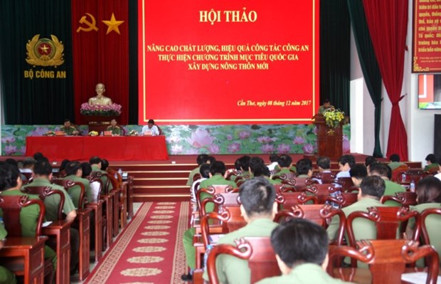 Half of country's communes expected to become new-style rural areas in 2020 hinh anh 1