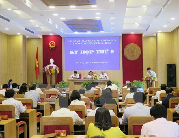Khanh Hoa to establish special administrative-economic unit hinh anh 1